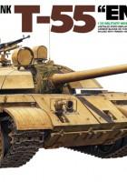 Iracki czołg T-55