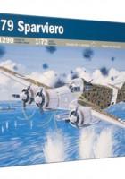 SM-79 SPARVIERO - ITALERI 1290
