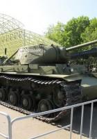 KV-1S 차량 중 하나