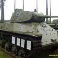 Light Tank T-50 - Walk Around
