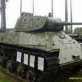 Könnyű Tank T-50 - Sétálni