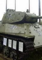 Light Tank T-50 - Sprehod Okoli