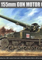 M-12 155mm GUN MOTOR CARRIAGE – ACCADEMIA 1394