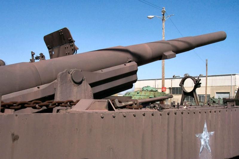M12 155mm - WalkAround