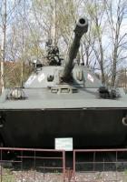 PT-76 차량 중 하나