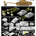 Pz. Kpfw.II Ausf. C w/Mine Roller DAK - Cyber-Hobby 6752