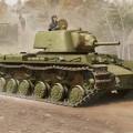 Russian KV-1 Mod1939 - Trombettista 01561