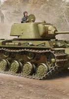 Російська КВ-1 Mod1939-Трубач 01561