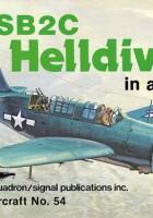 SB2C Helldiver σε δράση - Μοίρα Σήμα 54