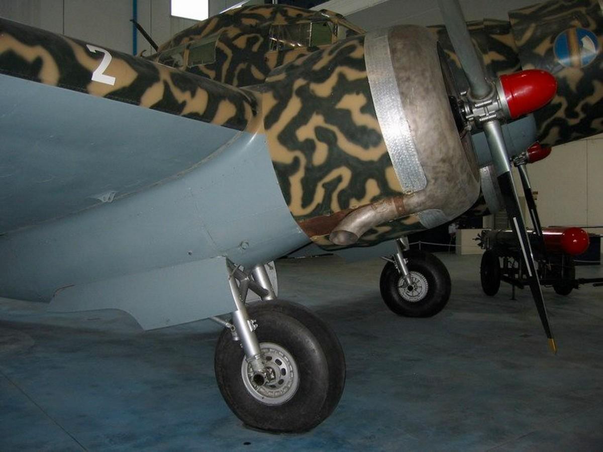 Savoia-Marchetti S.M.79 Sparviero 3