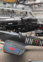 Spitfire Mk.IX - Spaziergang Rund um