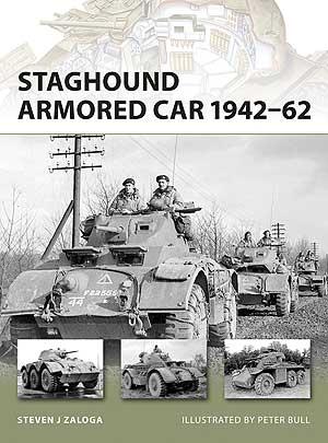Staghound Samochód Pancerny 1942-62 - NOWY VANGUARD 159