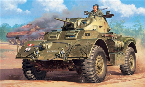 Staghound MK.I - ITALERI 6459