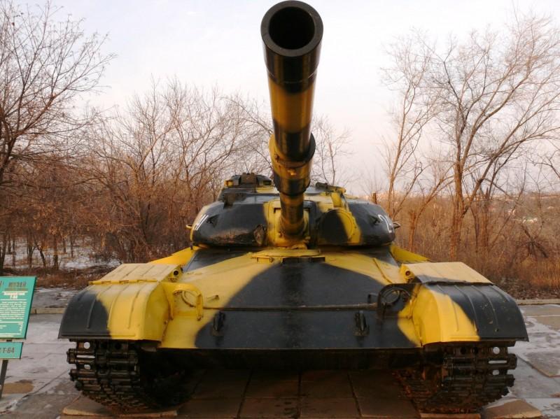 T-64 - WalkAround