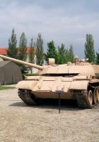 Tank T-55 - WalkAround