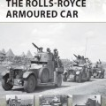 La Rolls-Royce Armoured Car - David Fletcher