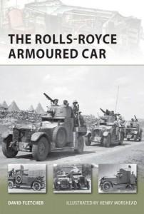 Rolls-Royce Panssaroitu Auto - David Fletcher