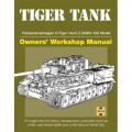 Tiger Tank Manual Modell - David Fletcher