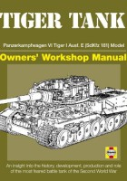 Tiger Tank Rankinis Modelis - David Fletcher