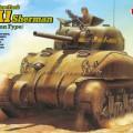 USA Keskmise Tanki M4A1 Sherman – TASCA 35025