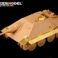 Również niemiecki ii wojny światowej 38(t) Hetzer - model PE35479 Voyager