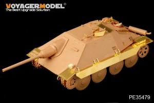 Antrojo pasaulinio KARO vokiečių Jagdpanzer 38(t) Hetzer - VOYAGER MODELIS PE35479