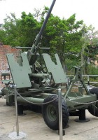 Bofors 40 mm, Walk Around