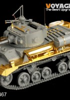 British Valentine Mk.II Infantry Tank basic - VOYAGER MODEL PE35491