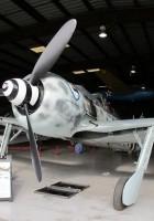 Focke-Wulf Fw-190A-9 - Chodiť
