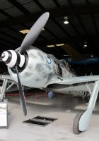 Focke-Wulf Fw-190A-9 - Sprehod Okoli