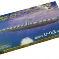 Nemecký Dlhý Rad Submariner Typ U-IXB - Bronco NB5009