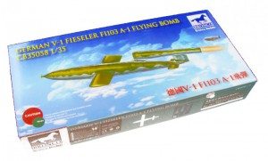 German V-1 Fieseler Fi103 A-1 Flying Bomb - Bronco CB35058