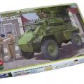 Humber Voiture Blindée MK.IV - Bronco CB35081