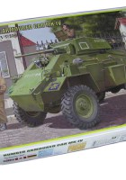 Humber Θωρακισμένο Αυτοκίνητο MK.IV - Bronco CB35081