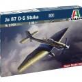 O Ju 87 D-5 Stuka - ITALERI 2709