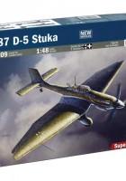 Ju 87 D-5 Stuka - ITALERI 2709