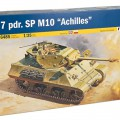M10 Achille Tank Destroyer - ITALERI 6485