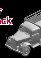 Maultier Half Track - DML 6761