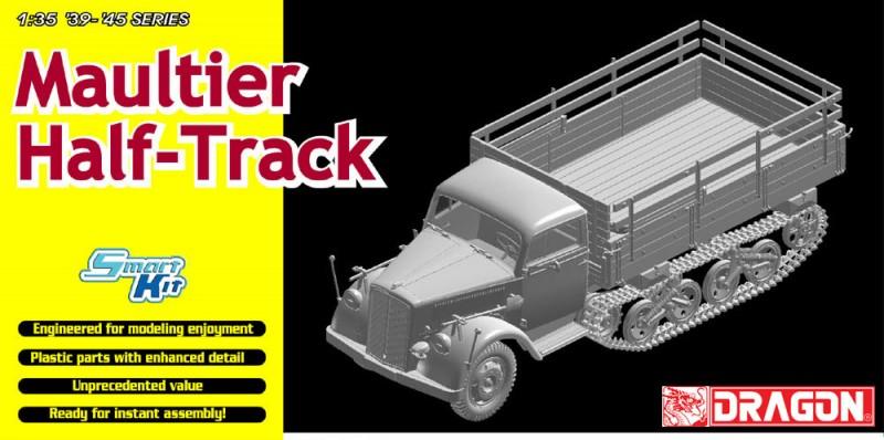 Maultier Halvdelen Track - DML 6761
