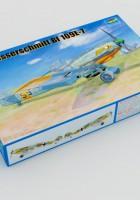 Messerschmitt Bf 109E-7 - Trumpeter 02291