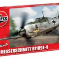 メッサーシュミットBf109E-Airfix A01008