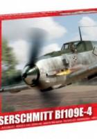 梅塞施米特Bf109E-警告A01008