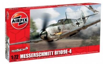 Messerschmitt Bf109E - Airfix A01008
