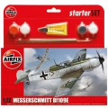 Мессершмитт Bf109е - A55106 Батаљону
