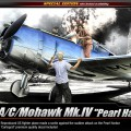 P-36A/C/Mohawk Mk.IV [Pearl Harbor] – ACADEMY 12238