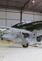 P-47Г Thunderbolt - walkaround z żaglem