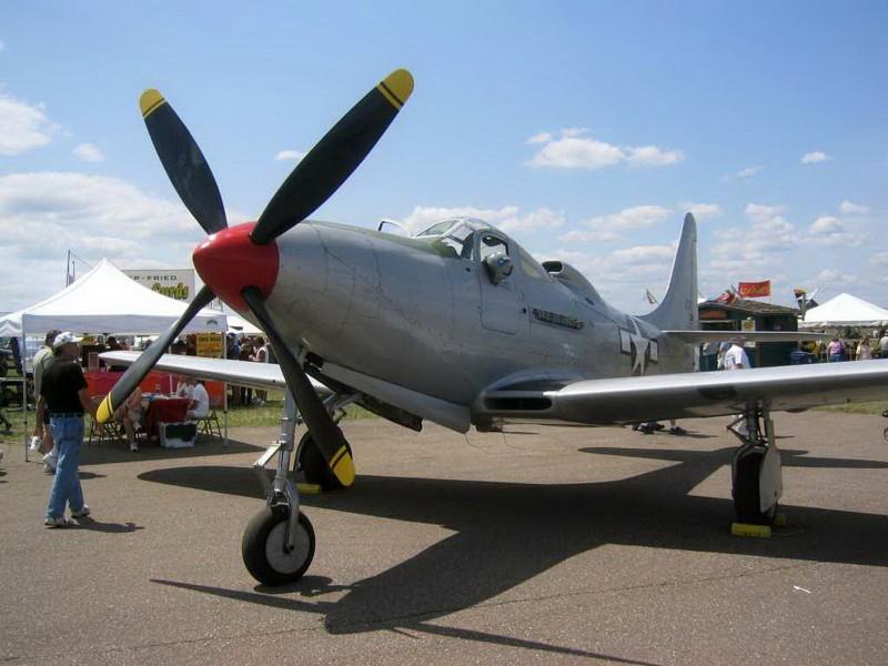 P-63 Кинг Цобра-WalkAround