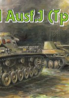 Pz.Kpfw.III Ausf.J (Tp) Predčasný Výroba - DML 6543