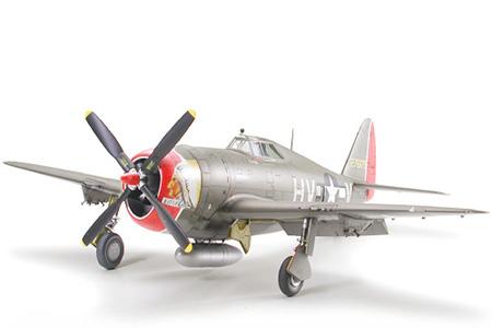Republic P-47D Razorback Thunderbolt - Tamiya 61086