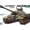 Ruský Těžký Tank Stalin JS3 - Tamiya 35211